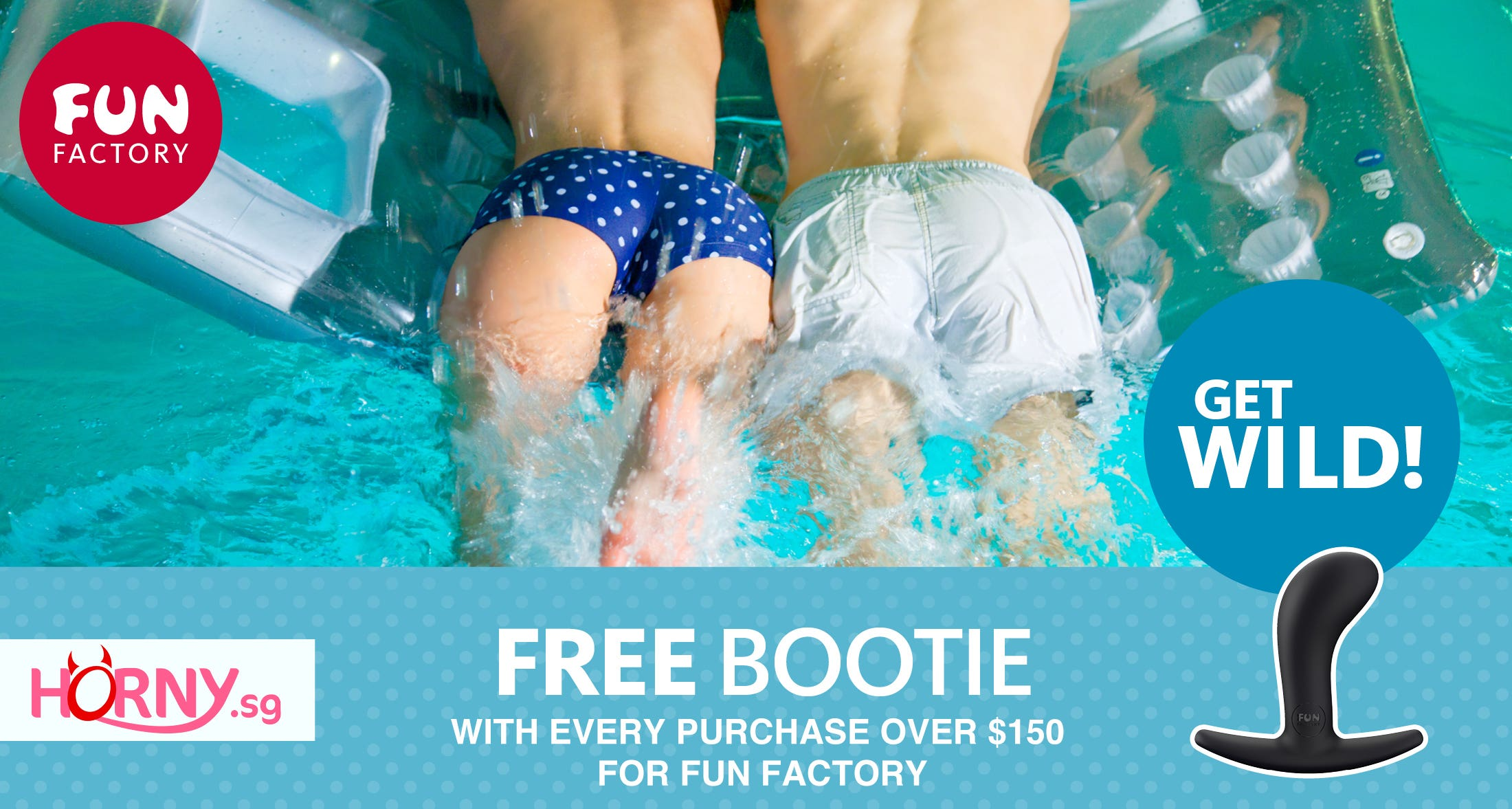 FunFactory Free Bootie