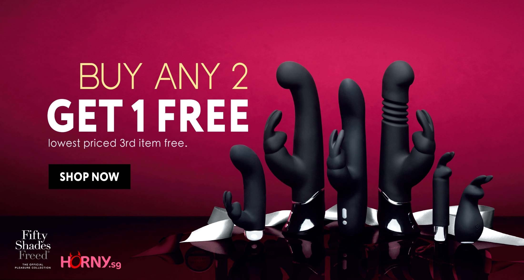 fifty shades buy 1 get 1 free