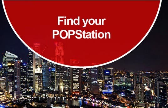 Find POP Location Now!