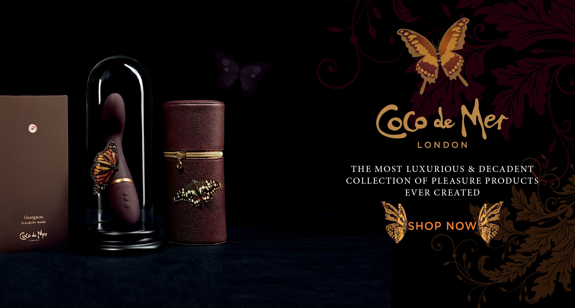 Coco De Mer - The Most Luxury London Collection