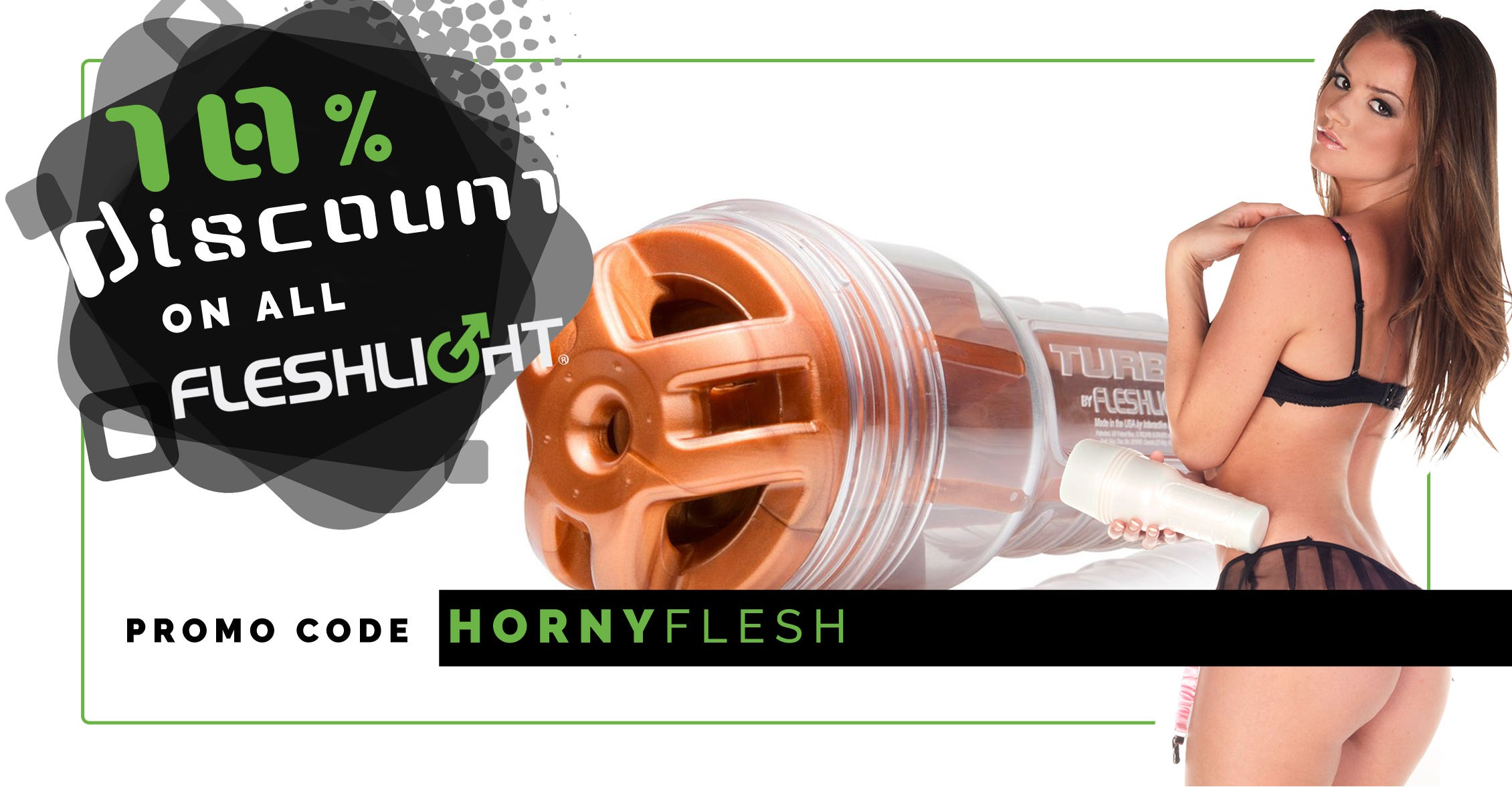 10% Fleshlight Discount