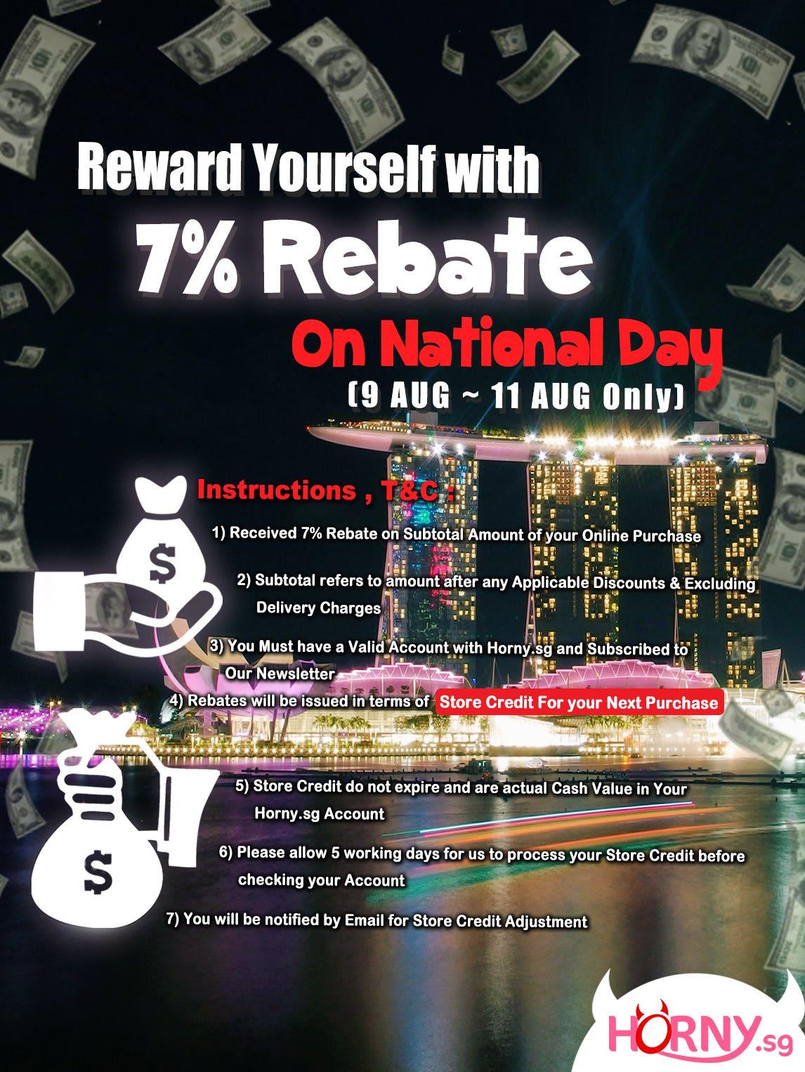 rebate national day