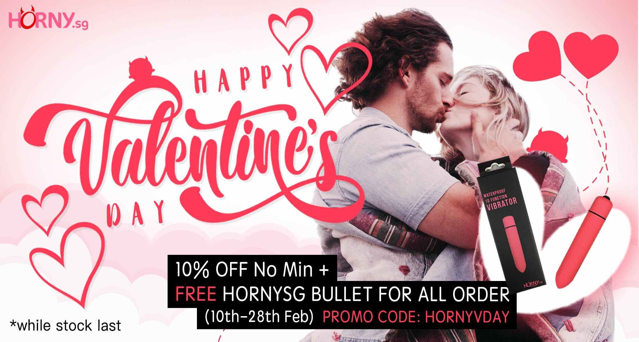 Free Bullet For Valentine's Day!