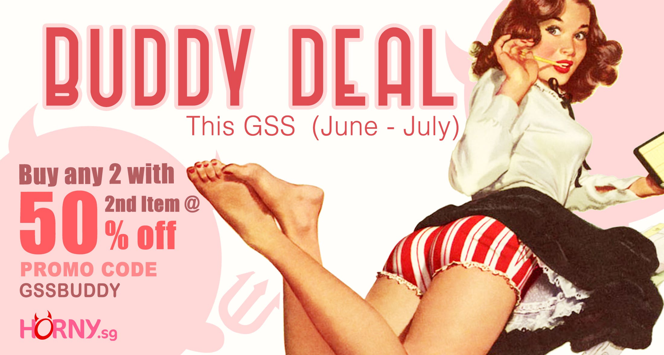Buddy Deal GSS