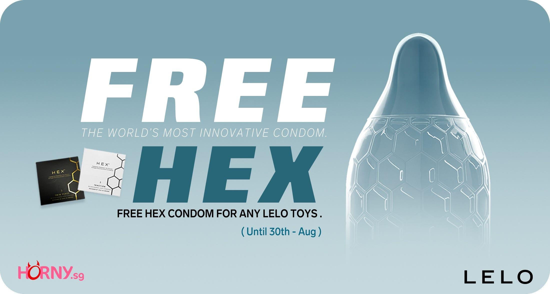 Free Hex Condom