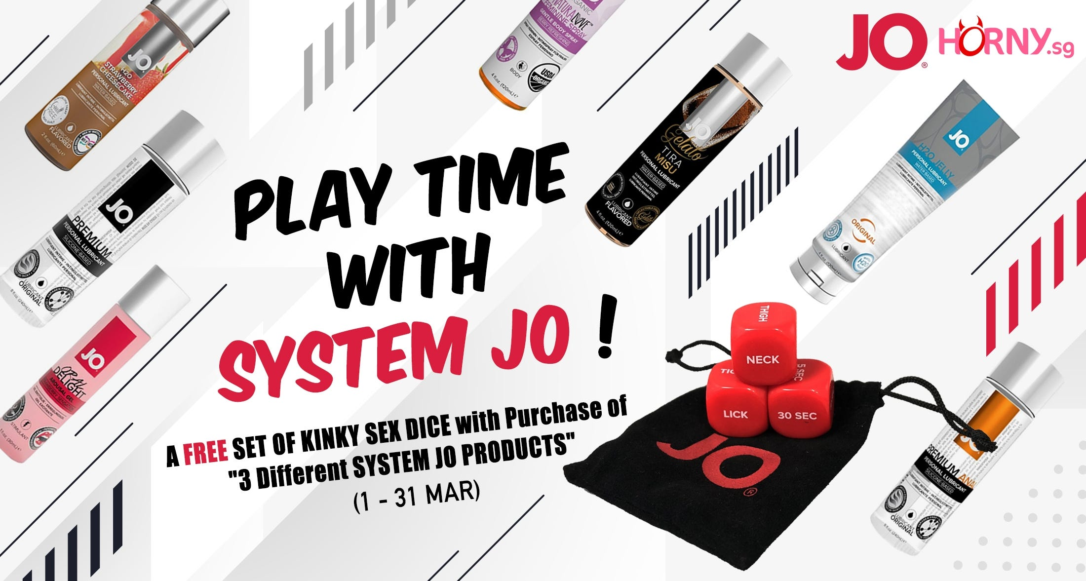 play time with system jo!