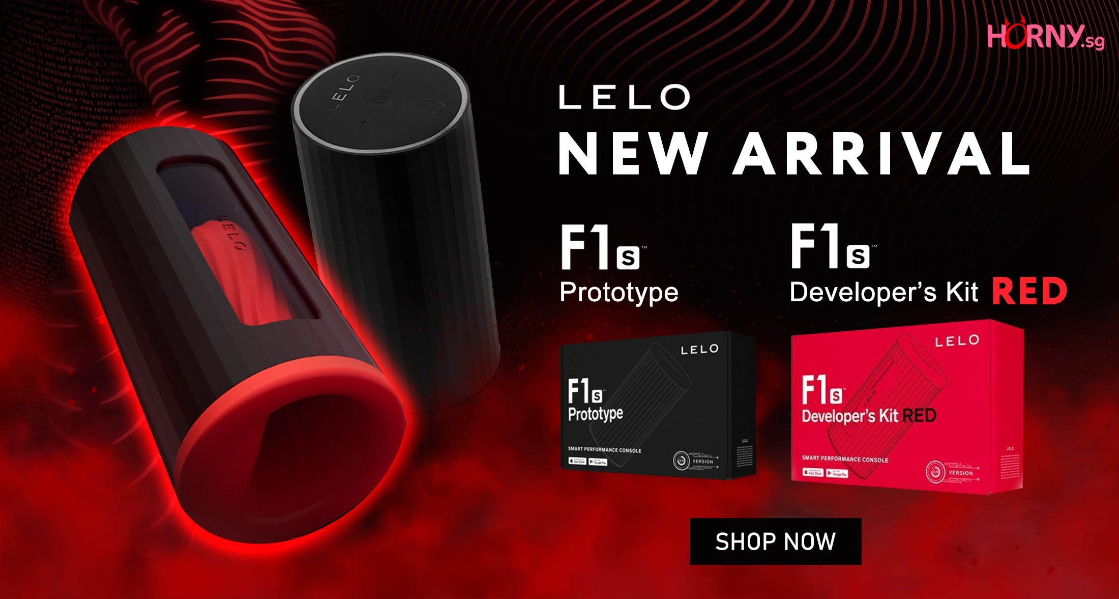 LELO F1 The most exciting Male toy !