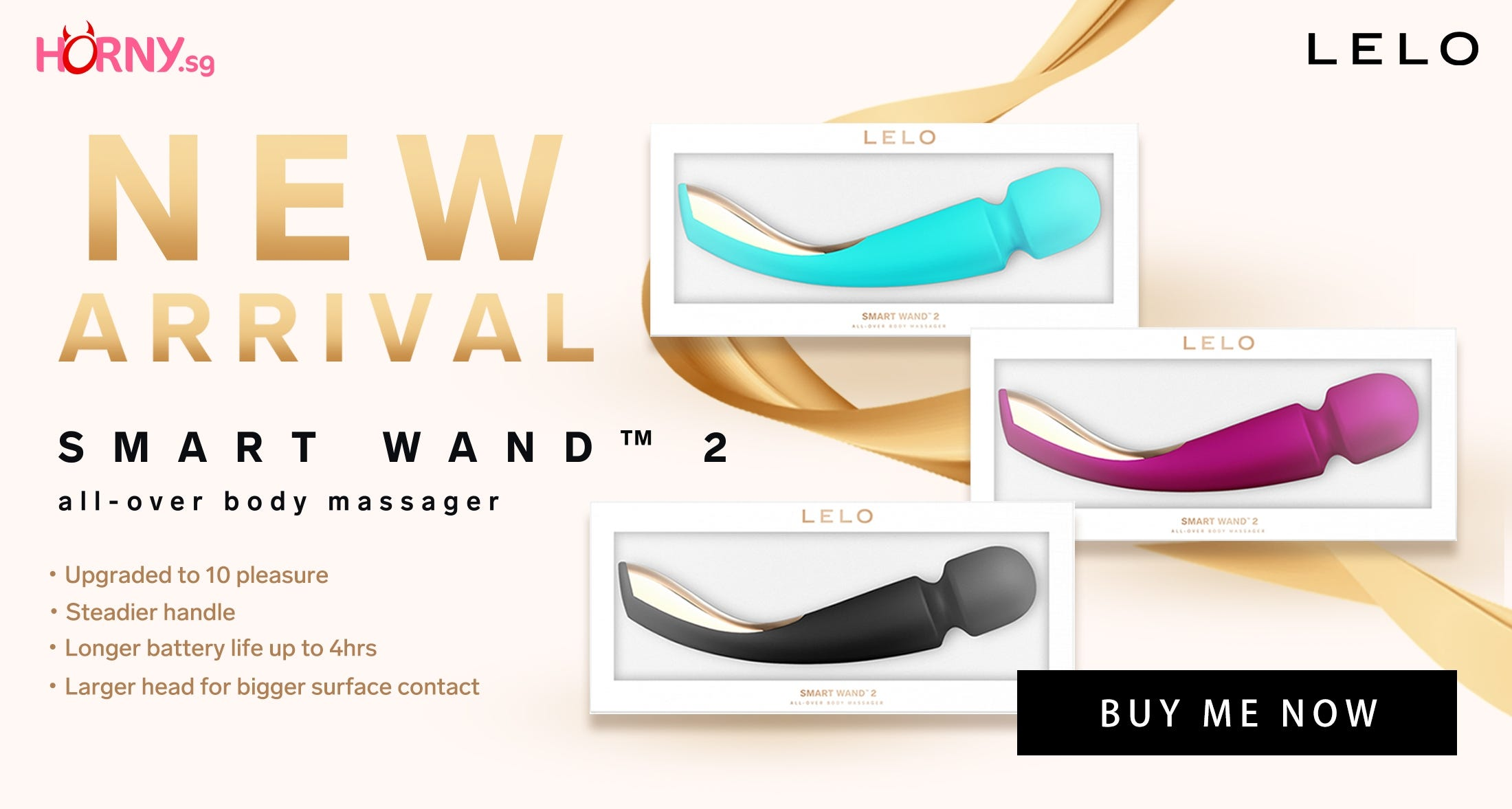 LELO -SMART WAND 2