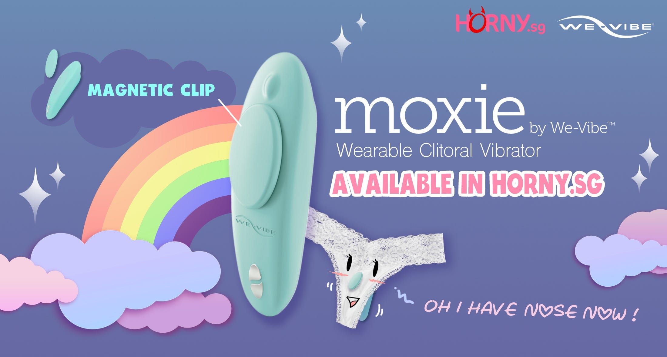 Wow We-vibe New Products !