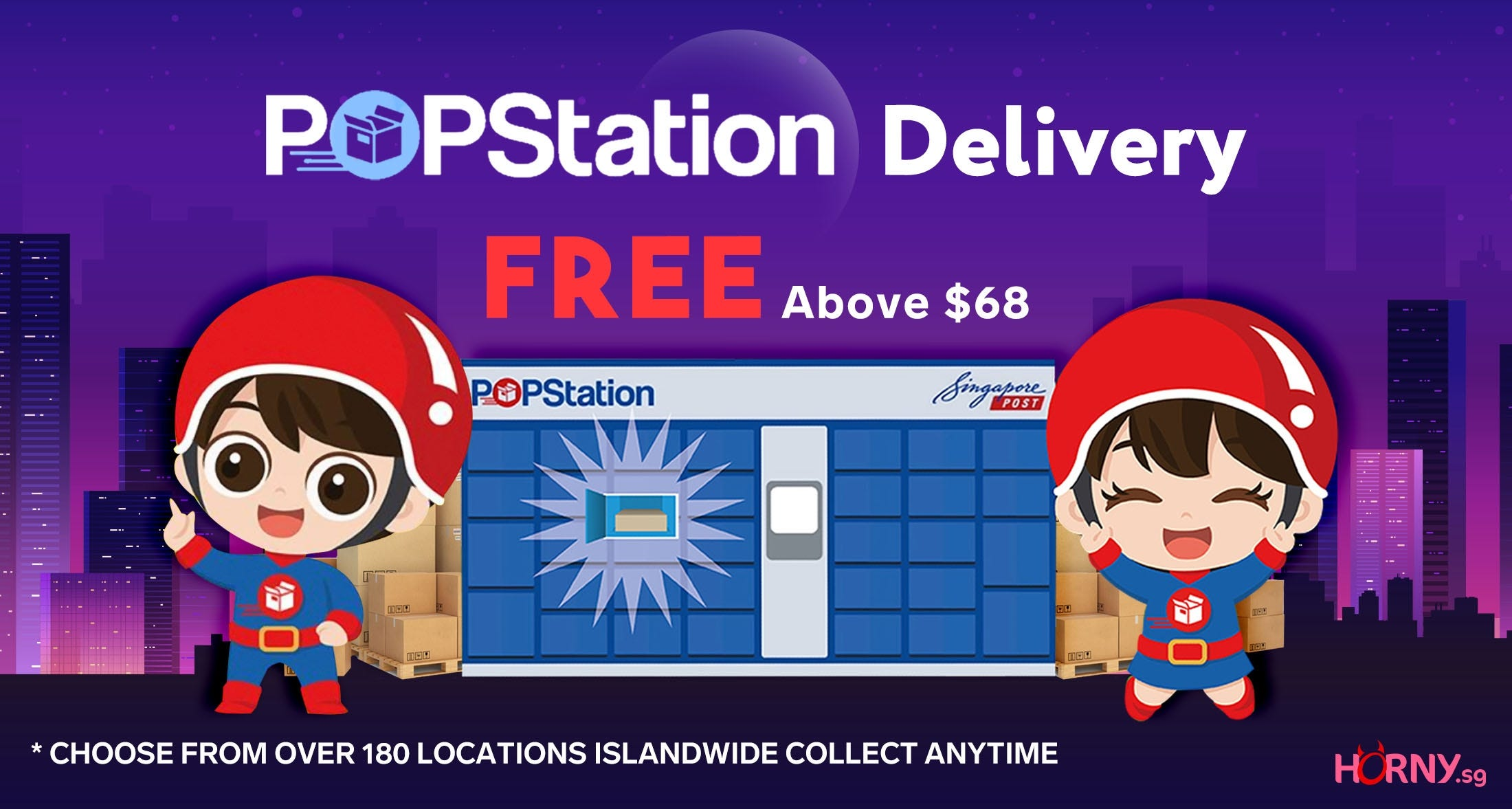 Popsattion free above $68
