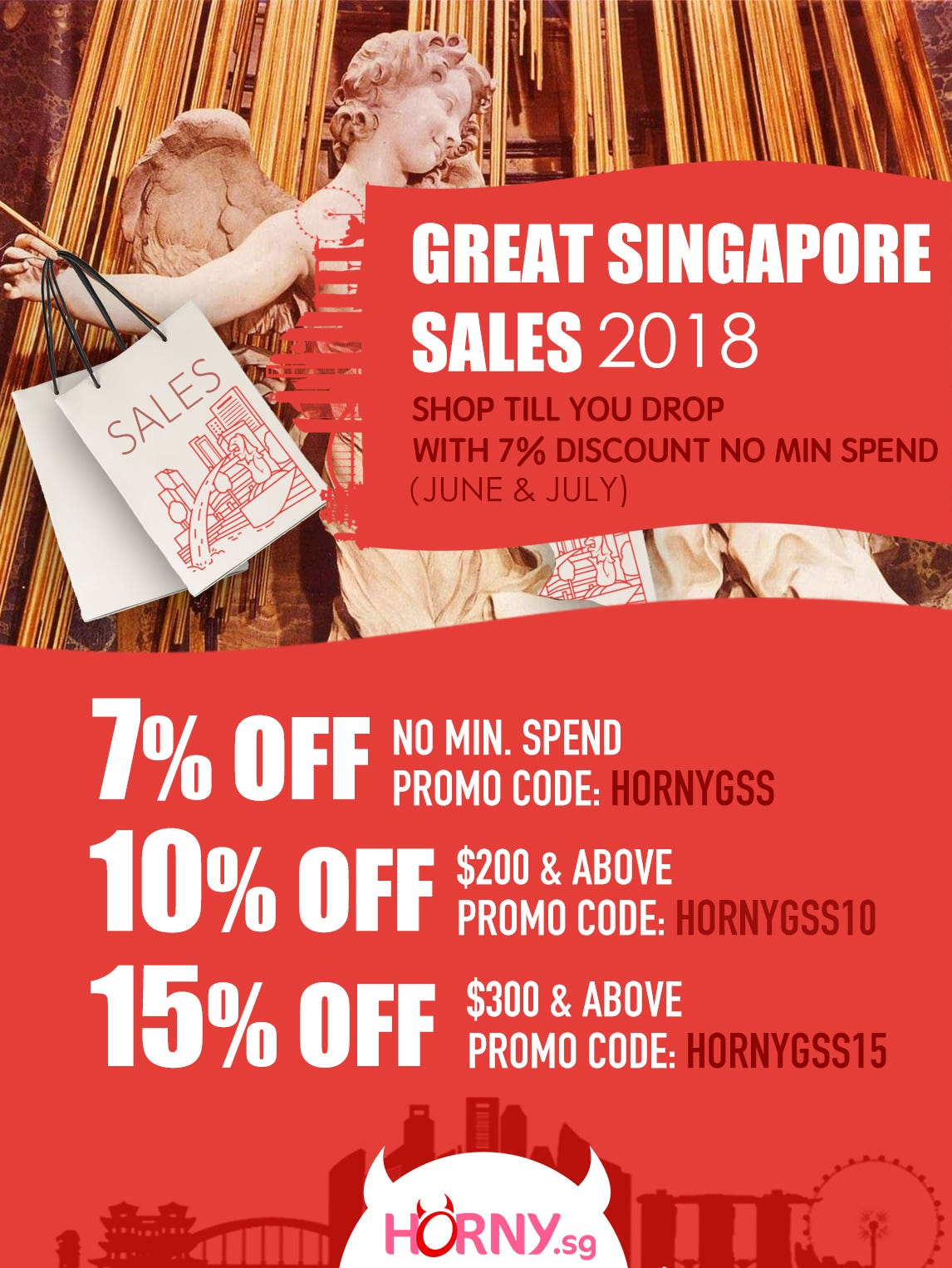 Great Singapore Sales 2018