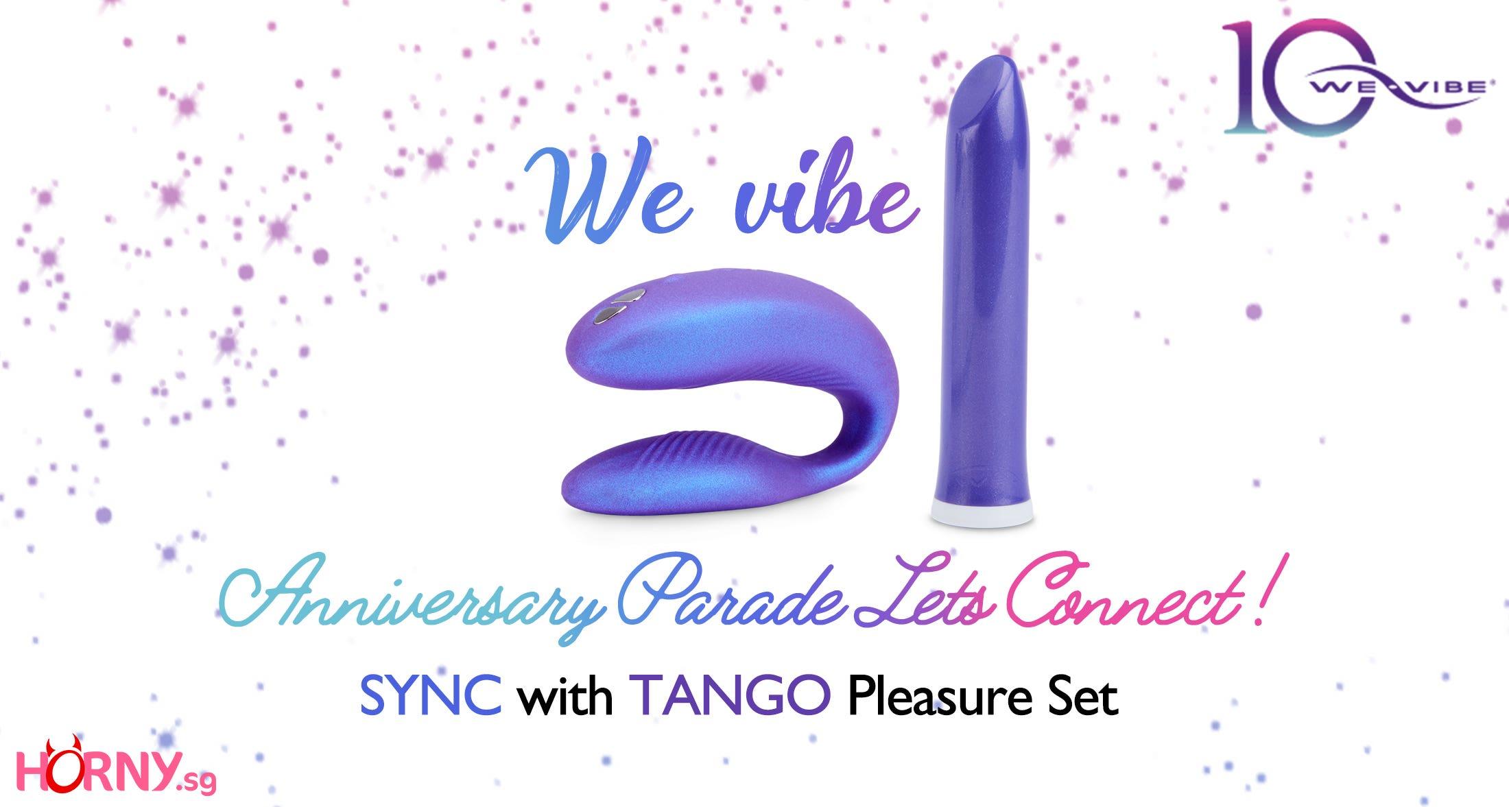 Wevibe 10 Years Anniversary